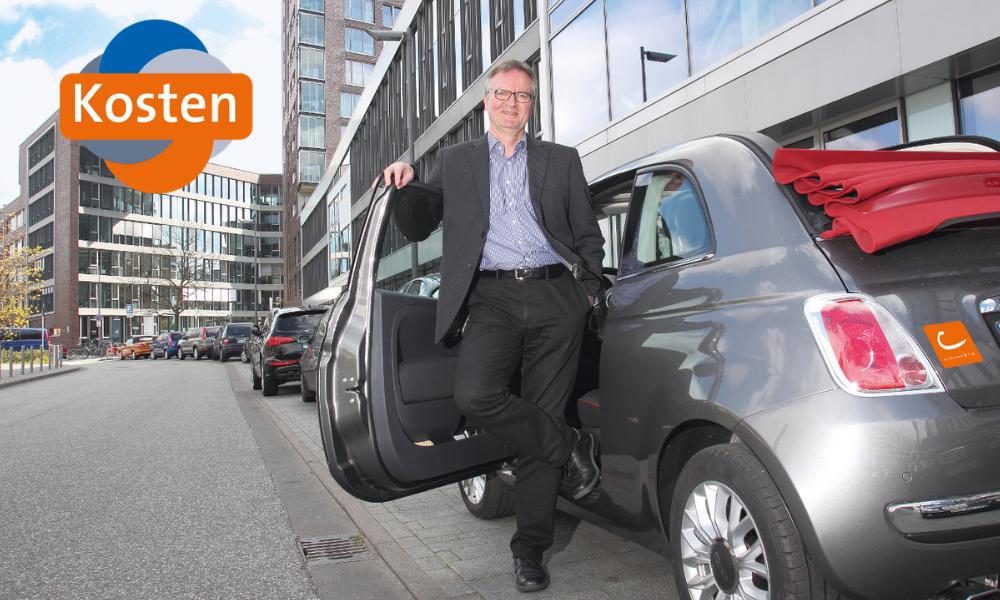 Das Hamburger Stadtplanungsbüro Elbberg nutzt bereits seit 2014 die Fahrzeuge von cambio und verzichtet dafür auf eigene Firmenwagen
